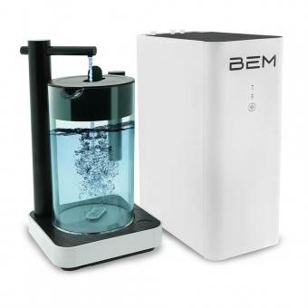 BEM Robin: Wasserfilter   Filteranlage   Festwasseranschluss   Wasserfiltersystem   Osmoseanlage   Wasserfilteranlage   Hochqualitative Materialien und Modernes Design   Umkehrosmoseanlage